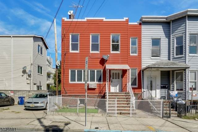 46 Zabriskie St, Jersey City, NJ 07307 (MLS #3672543) :: The Debbie Woerner Team