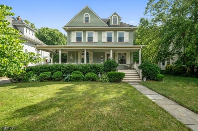 135 N Euclid Ave, Westfield Town, NJ 07090 (MLS #3672583) :: RE/MAX Select