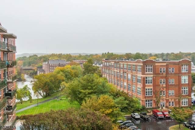 300 Main St Unit 801 #801, Little Falls Twp., NJ 07424 (MLS #3672635) :: Team Braconi | Christie's International Real Estate | Northern New Jersey