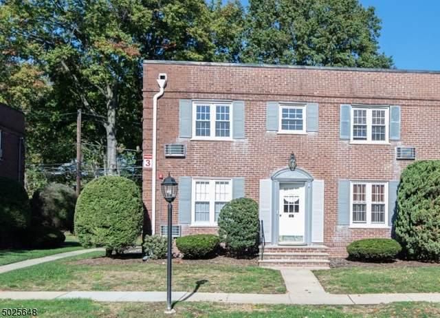 5 Parkway Vlg, Cranford Twp., NJ 07016 (MLS #3672640) :: The Debbie Woerner Team