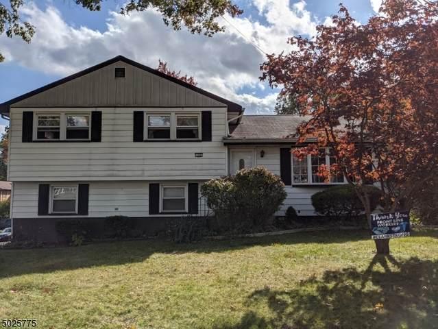 165 Valley Rd, Clark Twp., NJ 07066 (#3672660) :: Daunno Realty Services, LLC