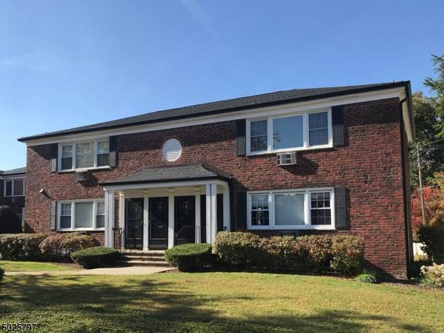 102 Pitney Pl #102, Morris Twp., NJ 07960 (MLS #3672680) :: The Karen W. Peters Group at Coldwell Banker Realty