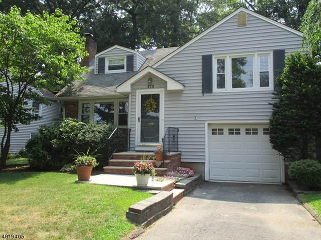 172 Marian Ave, Fanwood Boro, NJ 07023 (MLS #3672734) :: The Sikora Group
