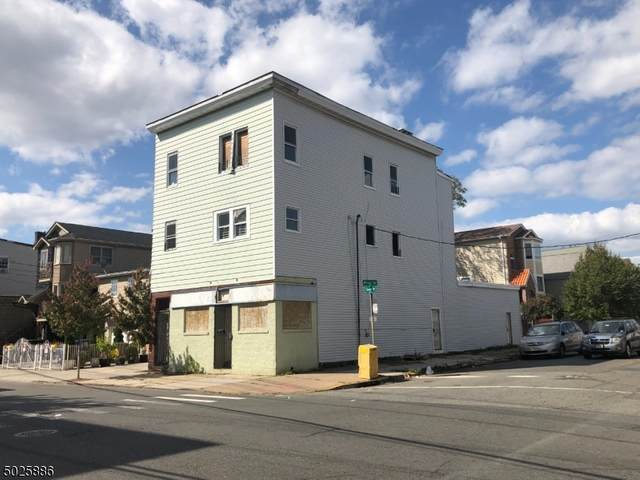 230 2ND ST #3, Elizabeth City, NJ 07206 (MLS #3672750) :: The Sikora Group