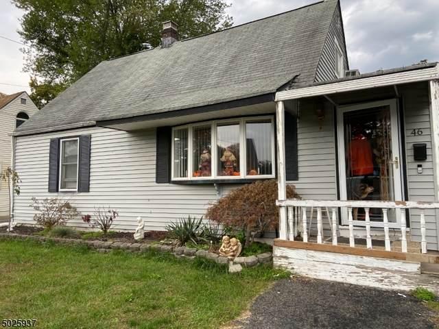 46 Wanaque Ave, Wanaque Boro, NJ 07420 (MLS #3672781) :: William Raveis Baer & McIntosh