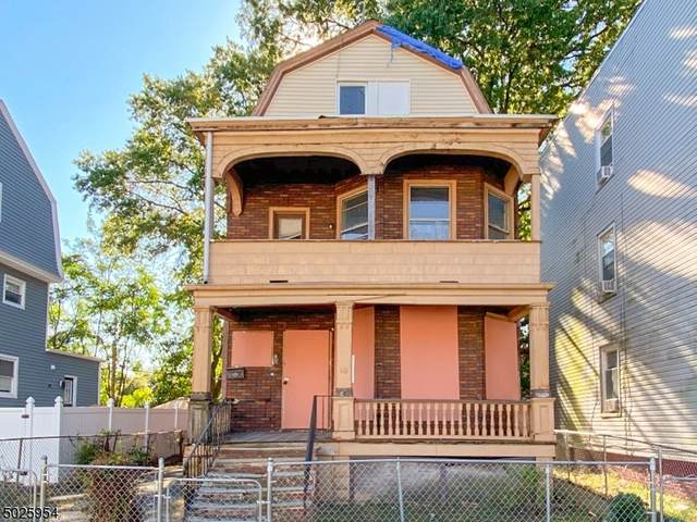 60 Cambridge St, East Orange City, NJ 07018 (MLS #3672788) :: RE/MAX Select