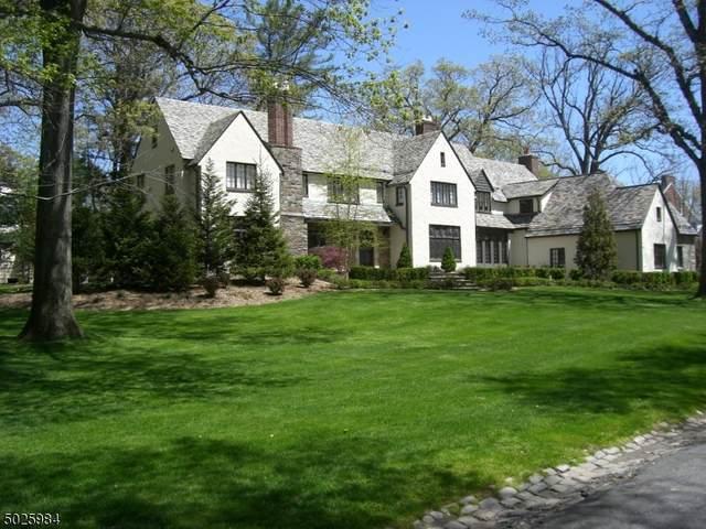 17 Oaklawn Rd, Millburn Twp., NJ 07078 (MLS #3672808) :: William Raveis Baer & McIntosh