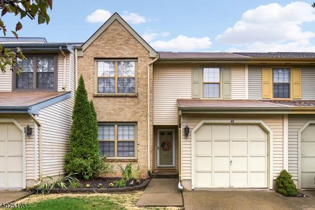 46 Foxhill Ln, Hillsborough Twp., NJ 08844 (MLS #3672837) :: William Raveis Baer & McIntosh