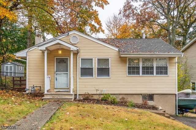60 Cherokee Ave, Rockaway Twp., NJ 07866 (MLS #3672857) :: Team Braconi | Christie's International Real Estate | Northern New Jersey