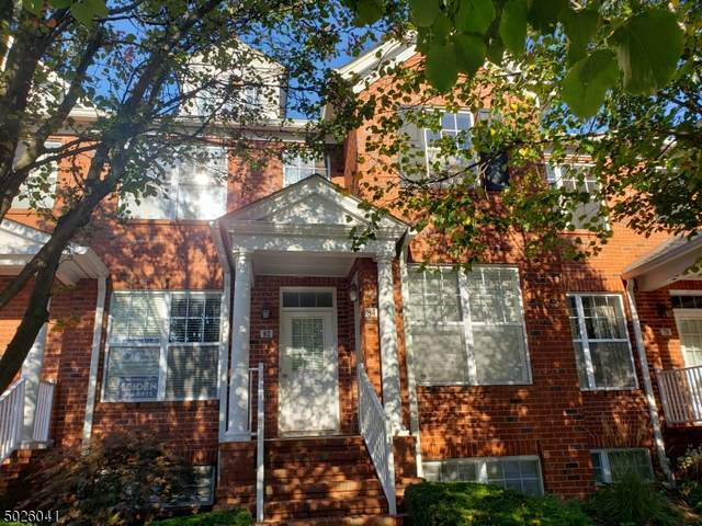 84 Central Ave #52, Metuchen Boro, NJ 08840 (MLS #3672870) :: Coldwell Banker Residential Brokerage
