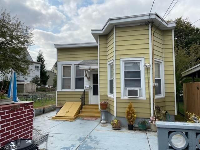 50 Dayton St, Paterson City, NJ 07501 (MLS #3672962) :: SR Real Estate Group