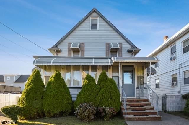 126 Orono St, Clifton City, NJ 07013 (MLS #3672984) :: SR Real Estate Group