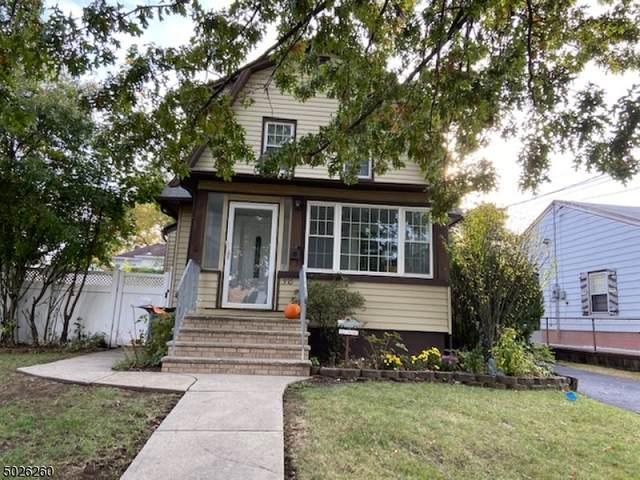 310 Ottawa Ave, Hasbrouck Heights Boro, NJ 07604 (#3673010) :: NJJoe Group at Keller Williams Park Views Realty