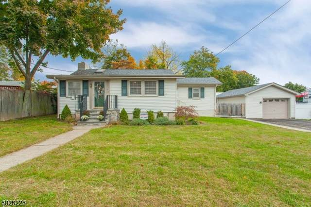 60 Chesapeake Ave, Parsippany-Troy Hills Twp., NJ 07034 (MLS #3673032) :: William Raveis Baer & McIntosh