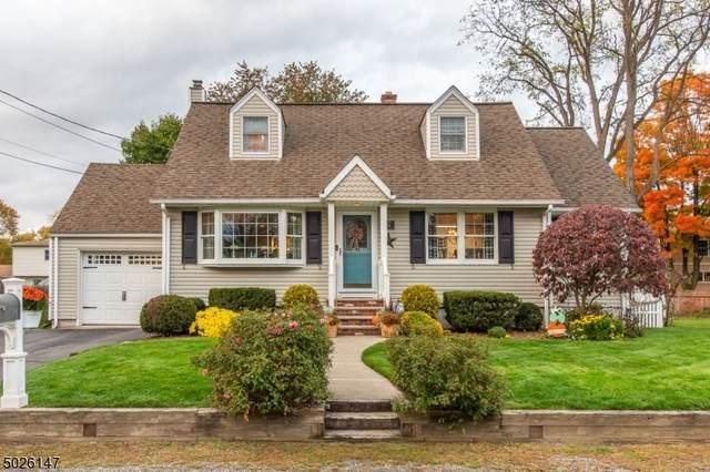 14 Woodridge Ter, Wayne Twp., NJ 07470 (MLS #3673156) :: The Karen W. Peters Group at Coldwell Banker Realty
