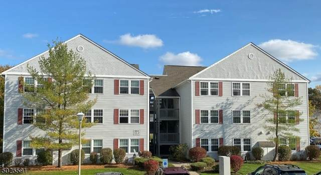64 Dayton Ct Unit 205, Independence Twp., NJ 07840 (MLS #3673324) :: Provident Legacy Real Estate Services, LLC