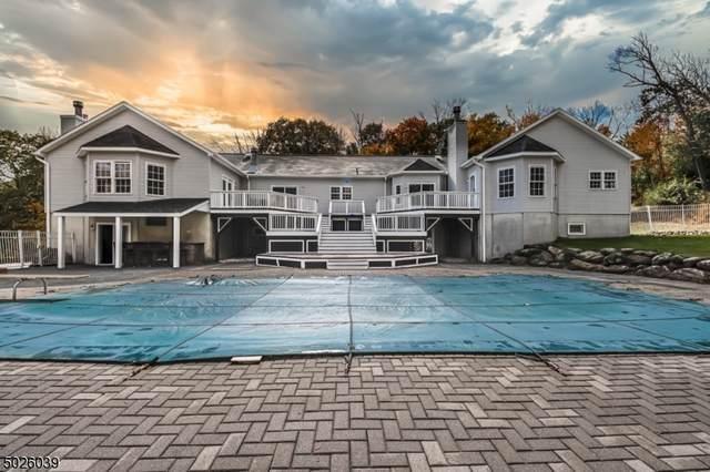340 Split Rock Rd, Rockaway Twp., NJ 07005 (MLS #3673332) :: William Raveis Baer & McIntosh