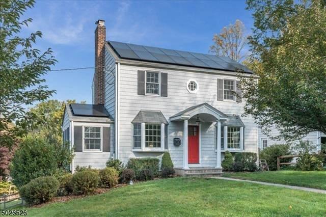 27 Sand Hill Rd, Morristown Town, NJ 07960 (MLS #3673366) :: SR Real Estate Group