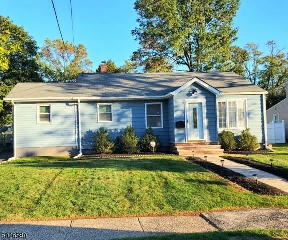 1438 E 2Nd St, Plainfield City, NJ 07062 (MLS #3673372) :: Team Braconi | Christie's International Real Estate | Northern New Jersey