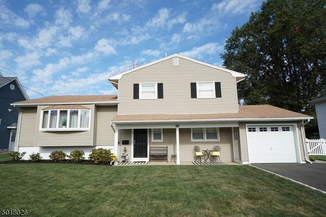 18 Yorktown Dr, Clark Twp., NJ 07066 (#3673397) :: Daunno Realty Services, LLC