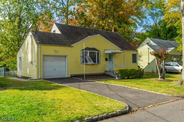 726 Brookside Rd, Rahway City, NJ 07065 (#3673432) :: Daunno Realty Services, LLC