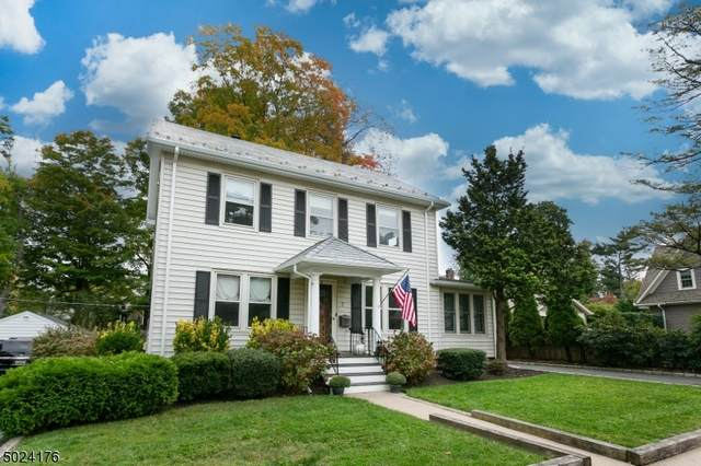 7 Harding Rd, Morristown Town, NJ 07960 (MLS #3673488) :: RE/MAX Select