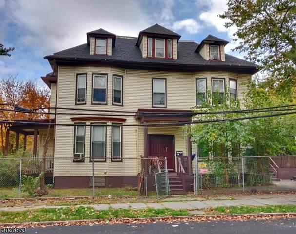 340 13TH AVE, Newark City, NJ 07103 (MLS #3673517) :: Coldwell Banker Residential Brokerage