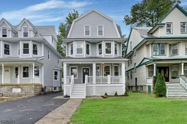 68 N Oraton Pky, East Orange City, NJ 07017 (#3673544) :: Jason Freeby Group at Keller Williams Real Estate