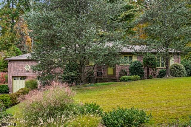 357 Forest Hill Way, Mountainside Boro, NJ 07092 (MLS #3673644) :: The Sikora Group