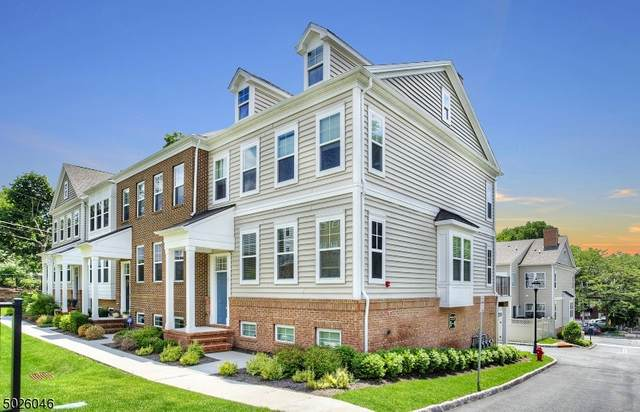 12 Macculloch Ave Unit 5, Morristown Town, NJ 07960 (MLS #3673687) :: The Sue Adler Team