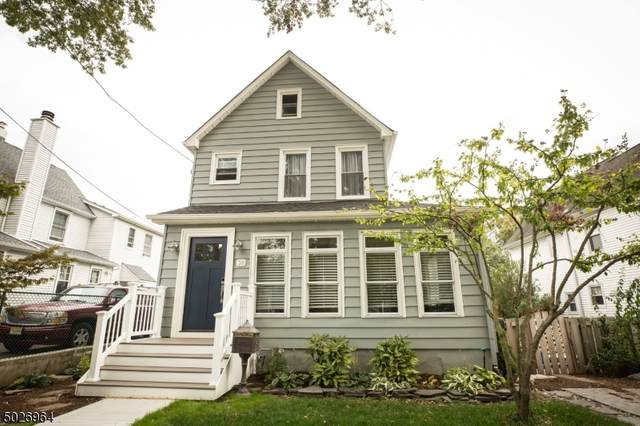 38 Highland Ave, Nutley Twp., NJ 07110 (MLS #3673717) :: SR Real Estate Group