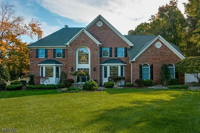 16 Jenna Ct, Scotch Plains Twp., NJ 07076 (MLS #3673762) :: The Sikora Group
