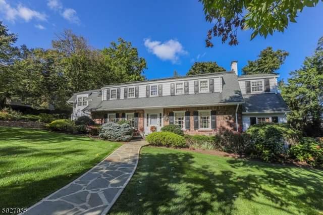 317 Greenway Rd, Ridgewood Village, NJ 07450 (MLS #3673854) :: William Raveis Baer & McIntosh