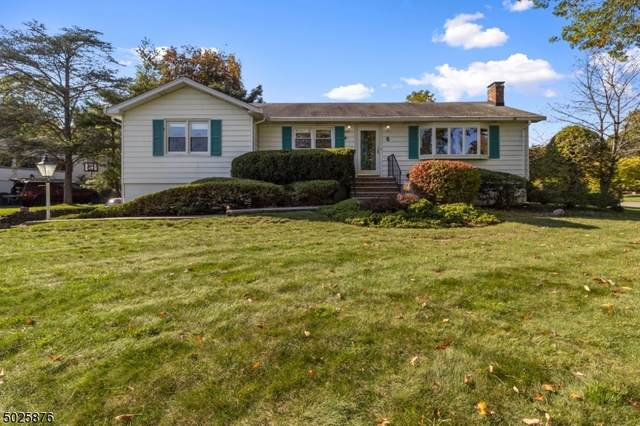 6 Crestview Ter, Hanover Twp., NJ 07981 (MLS #3673855) :: Coldwell Banker Residential Brokerage