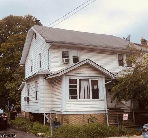 37 Grand Ave, Newark City, NJ 07106 (MLS #3673905) :: The Lane Team