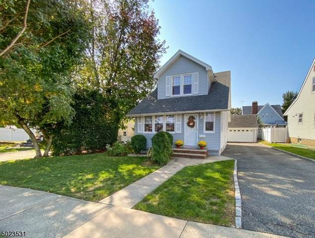 15 Orchard St, Nutley Twp., NJ 07110 (MLS #3673962) :: SR Real Estate Group