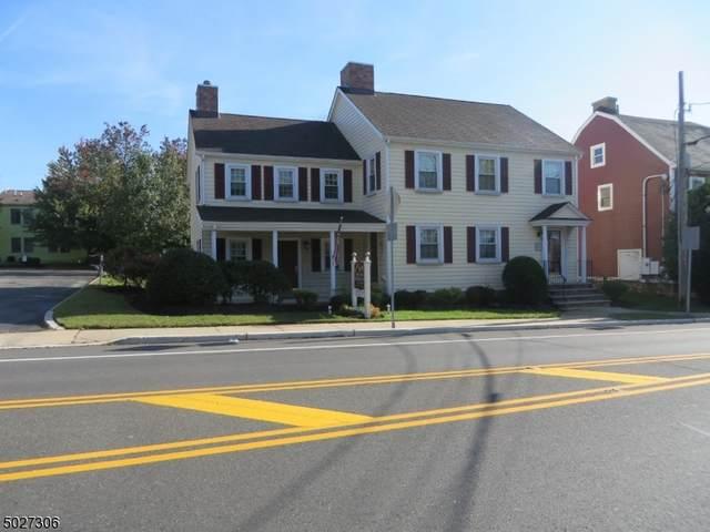 264 Route 202/206, Bedminster Twp., NJ 07921 (MLS #3673988) :: RE/MAX Platinum