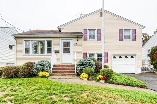 1778 Columbia Ter, Union Twp., NJ 07083 (MLS #3673991) :: RE/MAX Select