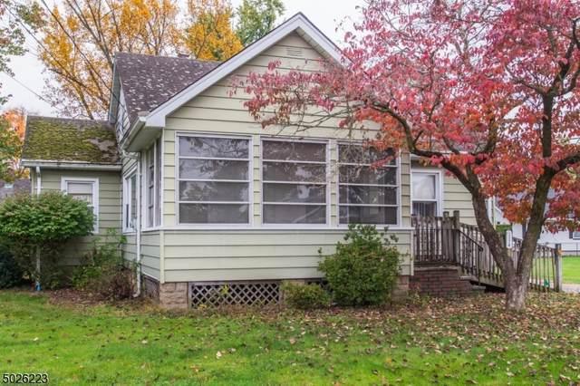 114 Colfax Ave, Pompton Lakes Boro, NJ 07442 (MLS #3674016) :: The Dekanski Home Selling Team
