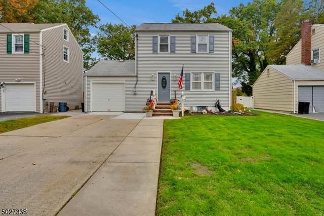 453 W Inman Ave, Rahway City, NJ 07065 (MLS #3674041) :: RE/MAX Platinum