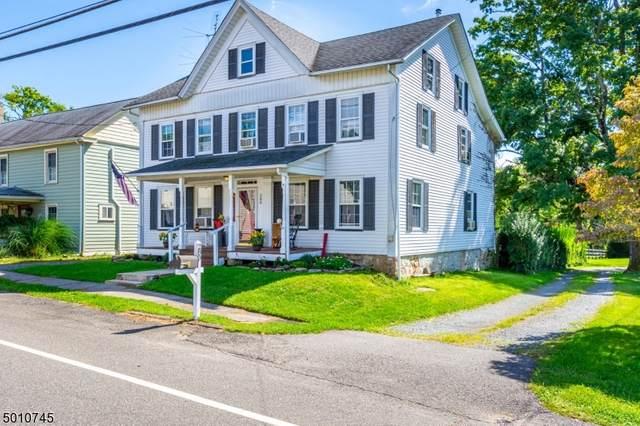 280 Quakertown Rd, Franklin Twp., NJ 08867 (MLS #3674077) :: Team Cash @ KW