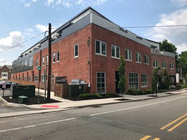 10 Ford Ave #208, Morristown Town, NJ 07960 (MLS #3674092) :: Weichert Realtors