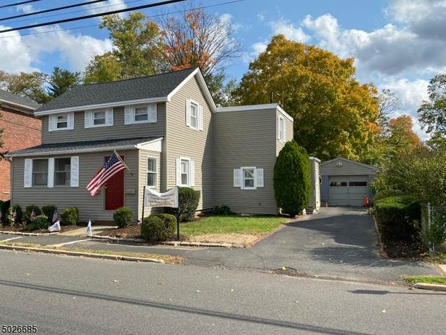 176 Main St, Millburn Twp., NJ 07041 (MLS #3674133) :: William Raveis Baer & McIntosh