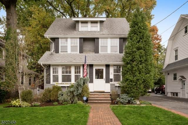 24 Raymond Ave, Nutley Twp., NJ 07110 (MLS #3674136) :: SR Real Estate Group