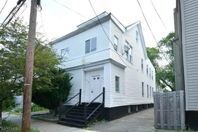 314 S 10Th St, Newark City, NJ 07103 (MLS #3674155) :: The Lane Team