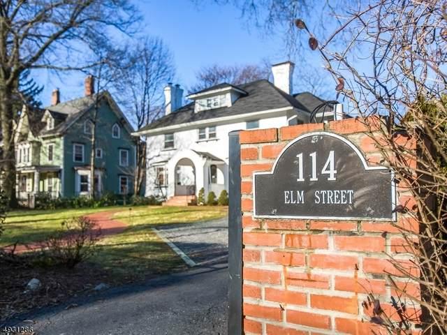 114 Elm St, Montclair Twp., NJ 07042 (MLS #3674186) :: Pina Nazario
