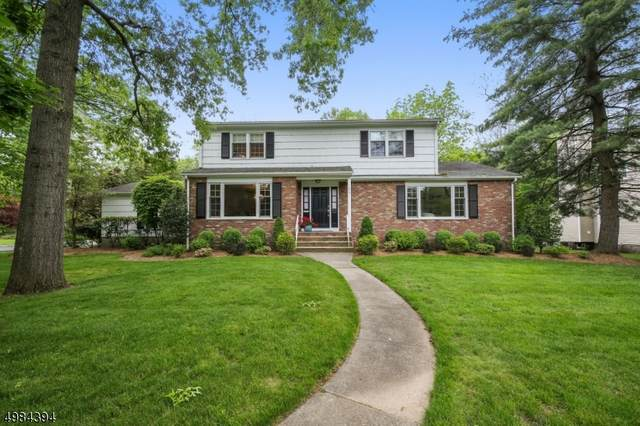 94 Sycamore Ave, Livingston Twp., NJ 07039 (MLS #3674268) :: The Sue Adler Team