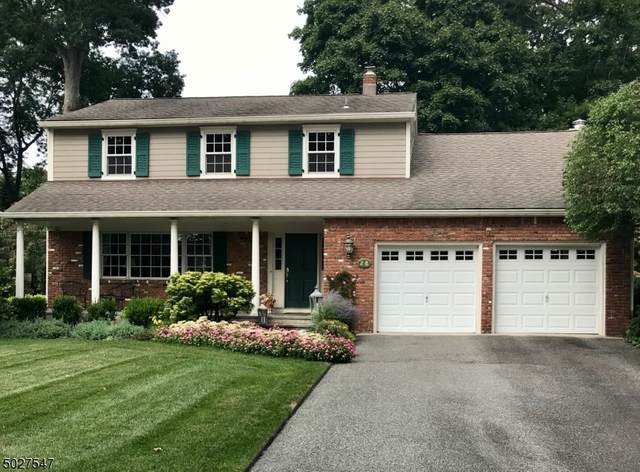 28 Rosemilt Pl, Morristown Town, NJ 07960 (#3674324) :: Nexthome Force Realty Partners