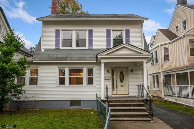 281 Dodd St, East Orange City, NJ 07017 (MLS #3674366) :: Team Francesco/Christie's International Real Estate