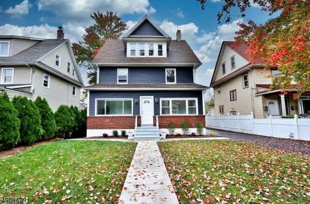 329 Orange Rd, Montclair Twp., NJ 07042 (MLS #3674397) :: Pina Nazario